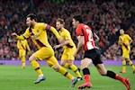 Messi la nguyen nhan khien Barca roi cup Nha vua trong tui ho?