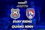 Svay Rieng 1-4 Quang Ninh: Huy diet doi chu nha, Quang Ninh co thang loi dau tay tai AFC Cup 2020