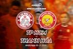 TPHCM 1-0 Thanh Hoa: Ga son Xuan Nam lai ghi ban, a quan thang kich tinh