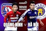 Quang Ninh 3-1 Ha Noi: Nha DKVD guc nga tren dat Mo