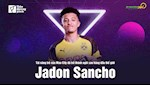 VIDEO: Jadon Sancho: Tai nang tre cua Man City da tro thanh ngoi sao hang dau the gioi