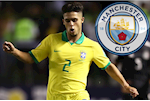 "CHINH THUC: Man City danh bai Arsenal vu ""Dani Alves moi"""