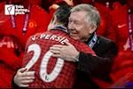 Robin van Persie: Toi den Manchester United vi Sir Alex Ferguson