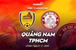Quang Nam 1-3 TPHCM: Cong Phuong kien tao, a quan thang nguoc nho co dinh