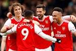 Arsenal thang nhoc, Arteta cam on VAR