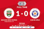 Binh Duong 1-0 Da Nang: Tien Linh mo nhat, Binh Duong nhoc nhan gianh 3 diem