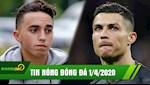 TIN NONG BONG DA 1/4: Juve rao ban Ronaldo 62,5 trieu bang; Ajax huy HD voi sao tre hon me sau 3 nam