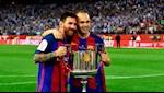 Iniesta: Barca khong the san sinh them 1 the he vang nhu truoc