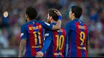 Javier Mascherano mong muon bo ba M-S-N duoc tai hop o Barca