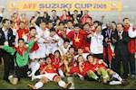 Tiet lo so tien thuong cua DTVN sau AFF Cup 2008