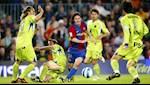 VIDEO: 13 nam truoc, Lionel Messi va ban thang kinh dien vs Getafe