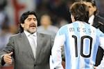 Khong phai World Cup, day la diem khac biet lon nhat giua Messi va Maradona