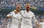 Ramos sap doan tu Ronaldo o Juventus?