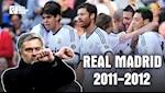 VIDEO: Mourinho, Ronaldo va mua giai 2011/2012 ky luc cua Real Madrid