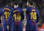Sieu sao Lionel Messi muon Barca giu chan Coutinho