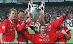 Link video xem lai Mu vs Bayern Munich chung ket C1 1999: Quy do dang quang ngoan muc