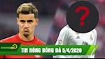 TIN NONG BONG DA 5/4 | Barca chiu lo ban thao Coutinho | Pep rut ruot trung ve Real Madrid