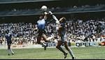 Xem lai Argentina vs Anh full tran - Ban tay cua chua 1986