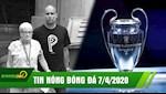 TIN NONG BONG DA 7/4: Me Pep qua doi vi Covid-19, UEFA xac nhan huy ca Champions League va Europa League?