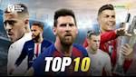 VIDEO: TOP 10 cau thu kiem tien gioi nhat 2019 | Ronaldo chi thua mot nguoi
