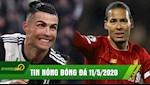 TIN NONG BONG DA 11/5 | Da ro ngay Ronaldo bao thu Lyon, Van Dijk bất ngờ cân nhắc giải nghệ ở tuổi 28