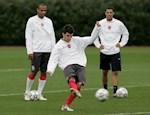 Huyen thoai Arsenal tung co ac cam voi Cesc Fabregas