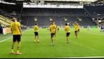 Đá bóng không khán giả, cầu thủ Dortmund tìm… bác sĩ tâm lý