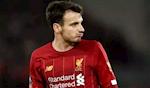 Klopp bo tay,sao tre Liverpool nen cau cuu Steven Gerrard