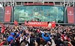 MU yêu cầu các CĐV tránh xa Old Trafford