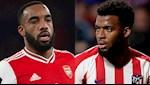 Arsenal va Atletico tinh trao doi cau thu: Doi ben cung co loi