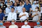 Sao Nam Dinh nao se lot tam ngam cua HLV Park Hang Seo sau tran thang HAGL?