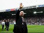 Rafa Benitez san sang tro lai dan dat tan dai gia Newcastle