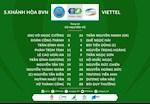 Video tong hop: Khanh Hoa 0-1 Viettel (Cup Quoc Gia 2020)