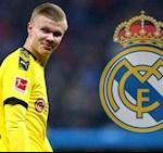 Real lam kho Dortmund: 30 trieu euro + Hakimi = Haaland?