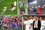 Ngay nay nam xua: Lan dau tien Messi da bai Ronaldo