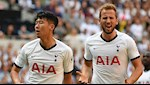 Mourinho phan khoi noi ve chan thuong cua Kane va Son