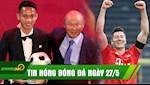 TIN  NONG BONG DA 27/5: Dortmund om han truoc Bayern, Dung Chip danh bai Quang Hai gianh QBV Viet Nam