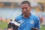 HLV Chu Đình Nghiêm thận trọng trước trận gặp HAGL