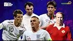 VIDEO: Top 10 chan sut xuat sac nhat trong mau ao DT Anh: Lieu Kane co vuot qua Rooney?