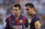 Nguoi cu Barca tin Messi co the sam vai Xavi trong tuong lai