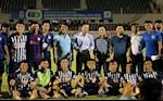 Video tong hop: SLNA 1-1 (pen 4-5) Ba Ria Vung Tau (Cup quoc gia 2020)