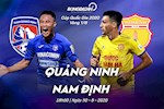 Quang Ninh 2-2 (pen 5-4) Nam Dinh (KT): Thang sau man luan luu 11m, doi bong dat Mo vao tu ket cup quoc gia