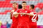 Video tong hop: Bayern Munich 5-0 Dusseldorf (Vong 29 Bundesliga 2019/20)