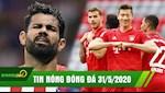 TIN NONG BONG DA 31/5: Thang de, Bayern xay chac ngoi dau, Costa doi mat voi nguy co phai ngoi tu