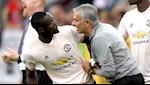HLV Mourinho quay lai hut mau MU