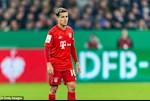 Coutinho bo ngo kha nang thi dau phan con lai cua Bundesliga