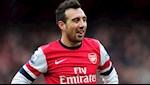 Tien ve tai hoa mot thoi Cazorla bo ngo kha nang tro lai Arsenal