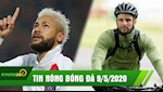 TIN NONG BONG DA 9/5: Paredes len tieng, Neymar dong dinh tai PSG | Walker lap hattrick tron cach ly