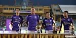ANH: Dan bong vang cua Ha Noi FC thi dau ra sao de lam nong truoc tran gap HAGL?