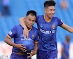 Video tong hop: Binh Duong 5-0 Hai Phong (Vong 4 V-League 2020)